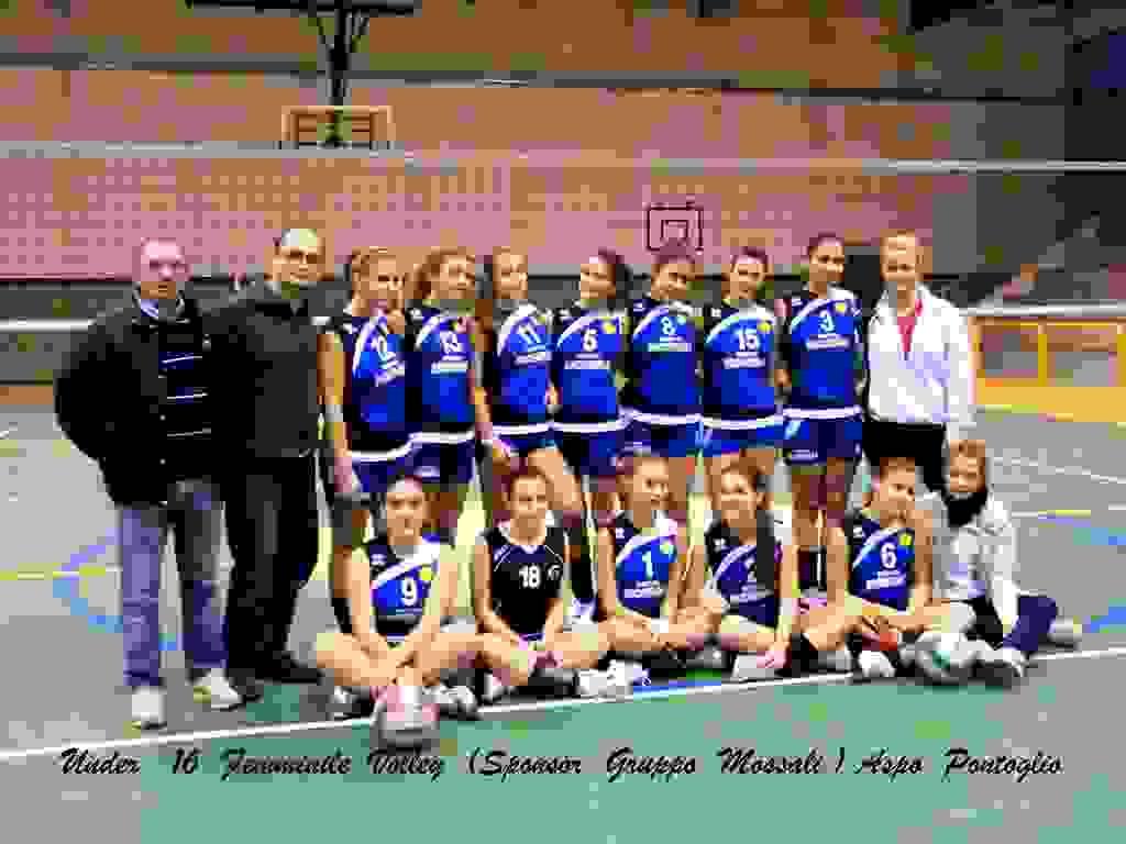 U16 Volley 1