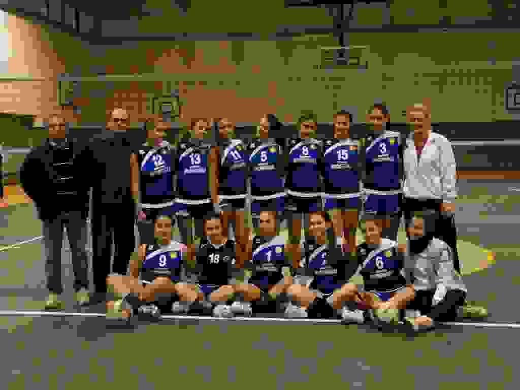 U16 Volley 11
