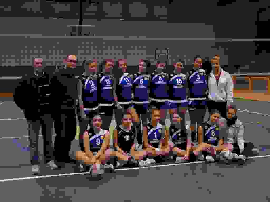 U16 Volley 2